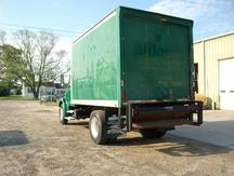 USED 2006 STERLING ACTERRA BOX VAN TRUCK #1213-9