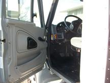 USED 2007 INTERNATIONAL 4400 BOX VAN TRUCK #1274-13