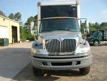 USED 2007 INTERNATIONAL 4400 BOX VAN TRUCK #1274-2