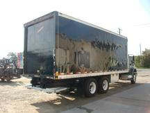 USED 2007 INTERNATIONAL 4400 BOX VAN TRUCK #1274-6