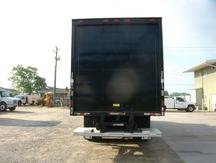 USED 2007 INTERNATIONAL 4400 BOX VAN TRUCK #1274-7