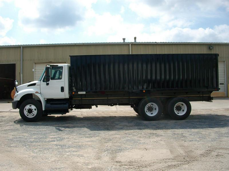 used 2006 international 4400 sba grain silage truck for sale in md 1287. Black Bedroom Furniture Sets. Home Design Ideas