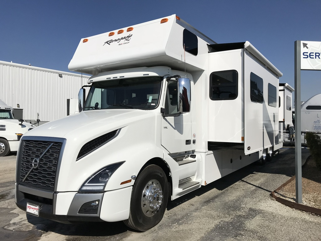 NEW2019RENEGADE45'QUADSLIDEDOUBLMOTORCOACH #290502