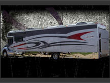 NEW 2017 RENEGADE CLASSIC WITH GARAGE MOTORCOACH #283233-1