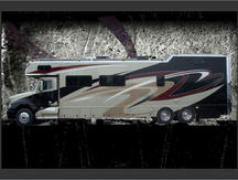 NEW 2017 RENEGADE CLASSIC WITH GARAGE MOTORCOACH #283233-2