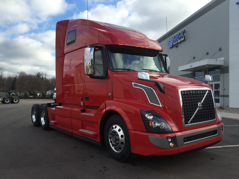 Volvo Truck Dealers In Michigan