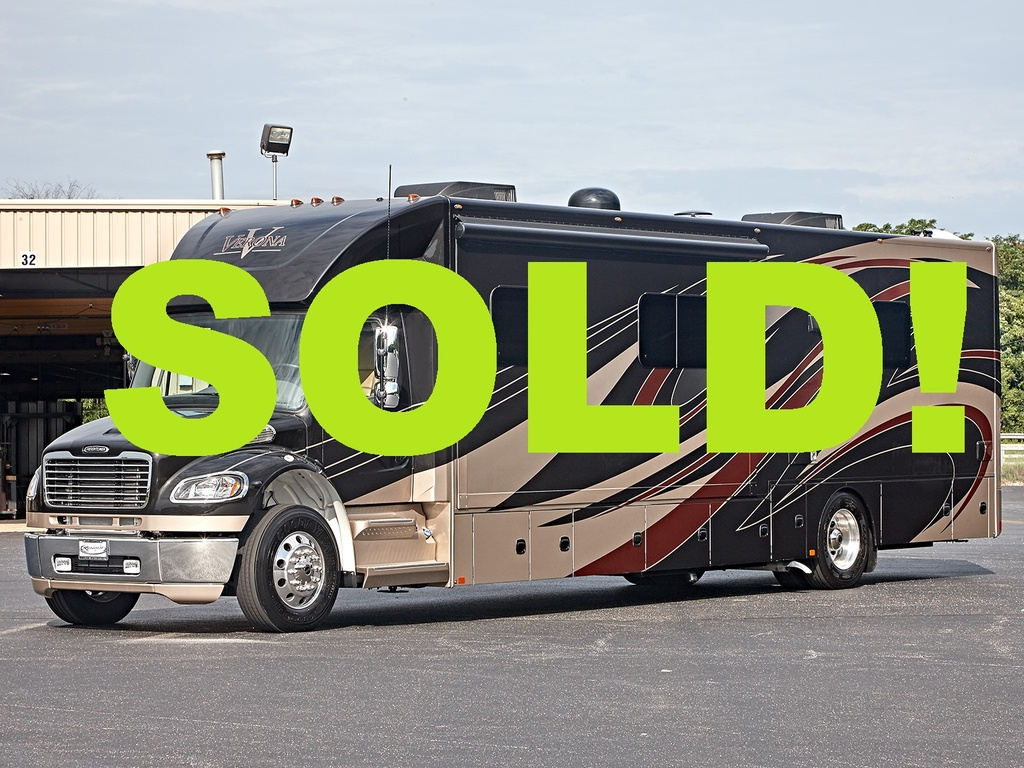 NEW 2017 RENEGADE 40VRB MOTORCOACH #285627