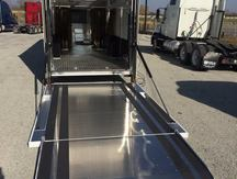 NEW 2017 RENEGADE IG40LG GOOSENECK TRAILER #285734-11