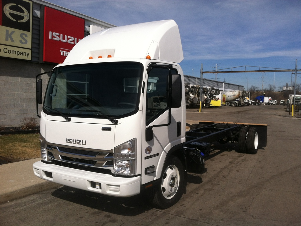 NEW 2018 ISUZU NRR CAB CHASSIS TRUCK #286816