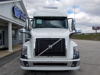 NEW 2018 VOLVO VNL670 TANDEM AXLE SLEEPER TRUCK #288212-2