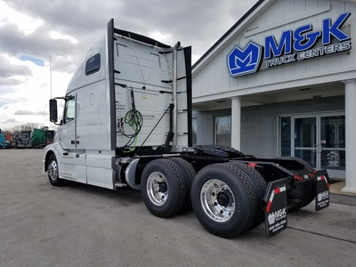NEW 2018 VOLVO VNL670 TANDEM AXLE SLEEPER TRUCK #288212-4