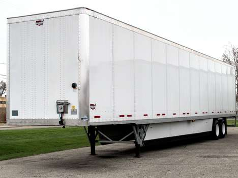 "NEW 2020 WABASH 50"" POSTS VAN TRAILER #289495-1"