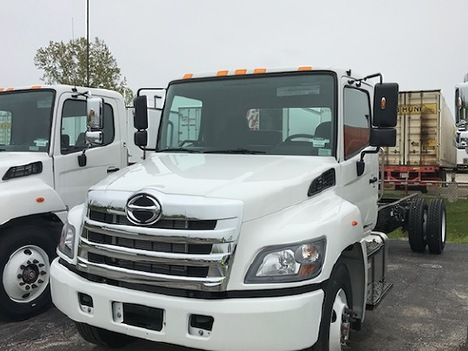NEW 2019 HINO 268 CAB CHASSIS TRUCK #289763-5