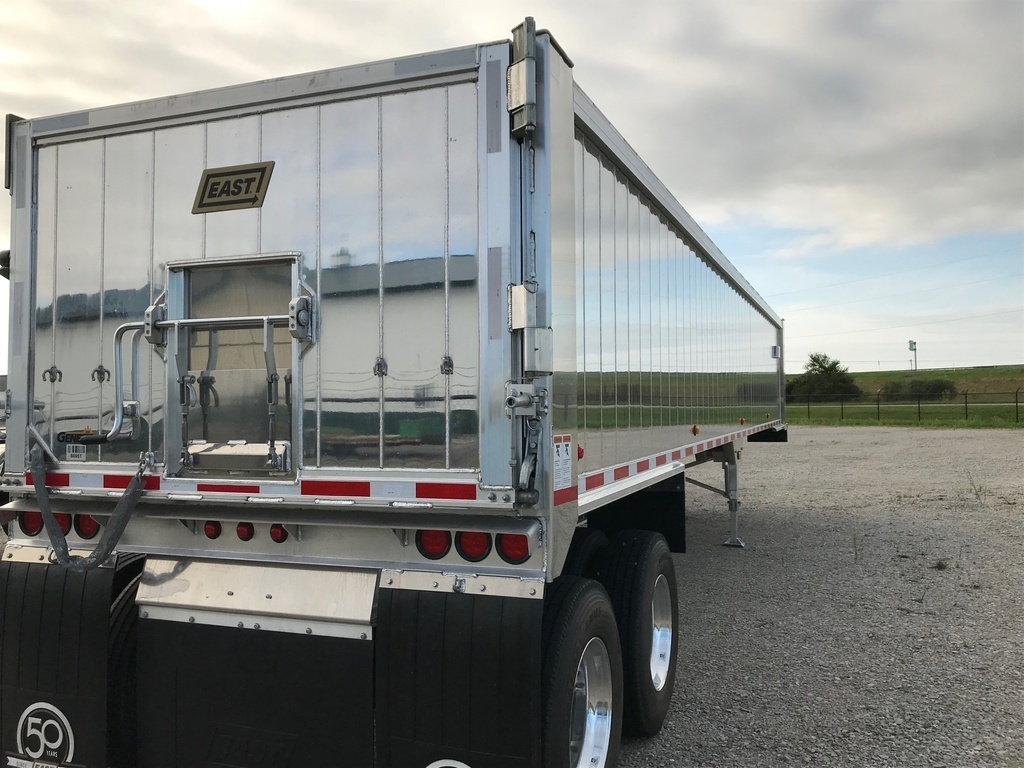 NEW 2019 EAST 39' GENESIS END DUMP TRAILER #290155