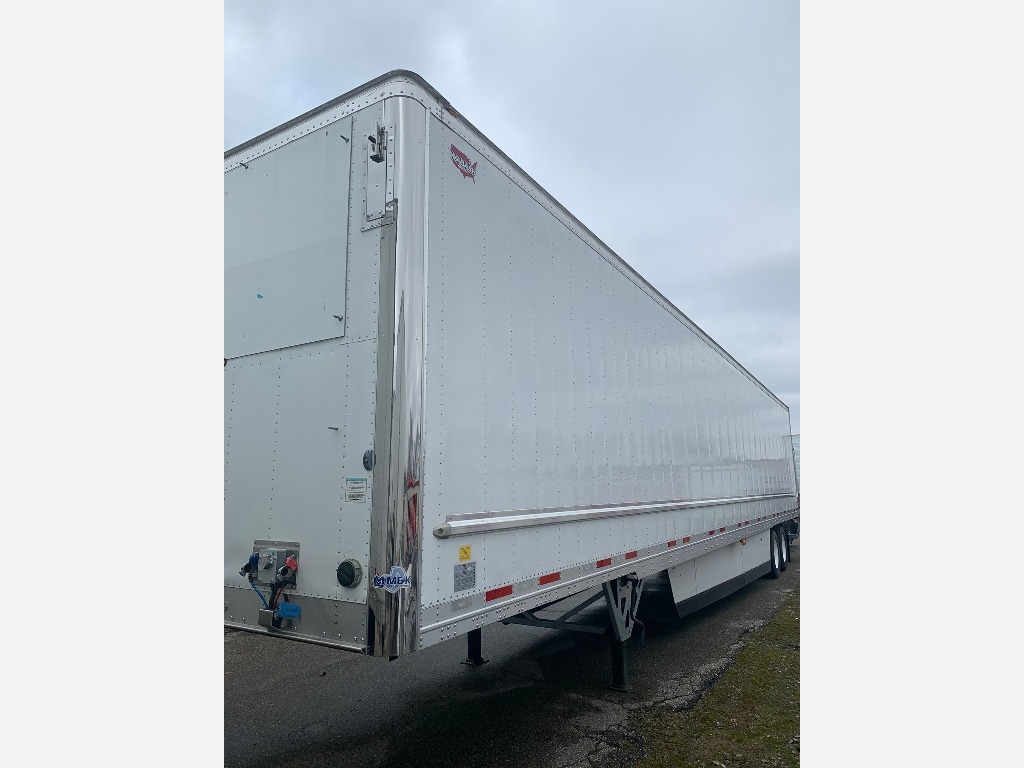 NEW 2020 WABASH HIGH CUBE REEFER TRAILER #290169