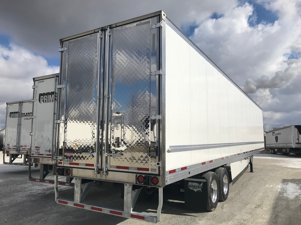 NEW 2020 WABASH RFALHSA REEFER TRAILER #290171