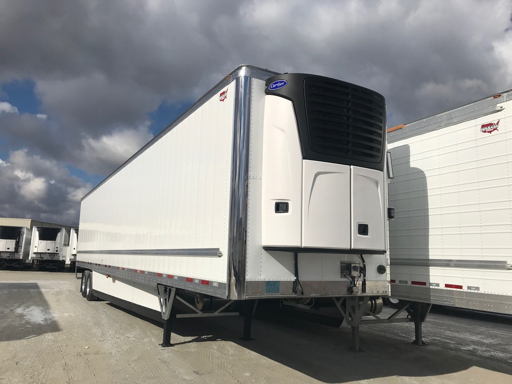 NEW 2020 WABASH RFALHSA REEFER TRAILER #290172