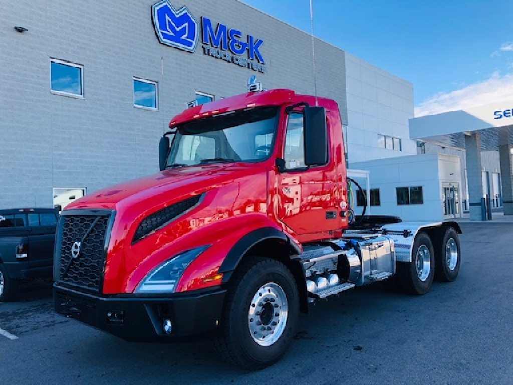 NEW 2020 VOLVO VNL64T300 TANDEM AXLE DAYCAB TRUCK #290412