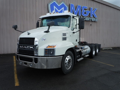 NEW 2020 MACK AN64T TANDEM AXLE DAYCAB TRUCK #290440-2