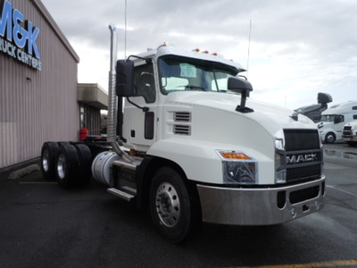 NEW 2020 MACK AN64T TANDEM AXLE DAYCAB TRUCK #290440-5