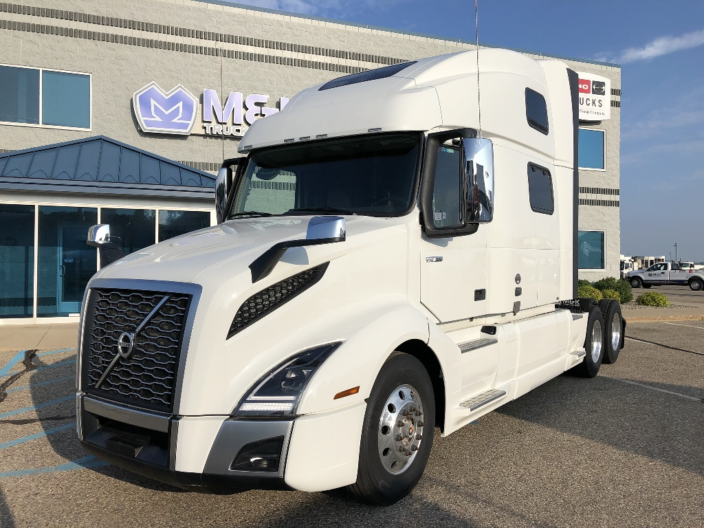 NEW 2020 VOLVO VNL64T860 SLEEPER TRUCK #290731