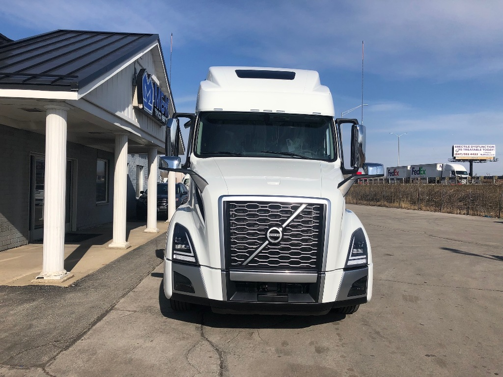 NEW 2020 VOLVO VNL64T860 ECO TANDEM AXLE SLEEPER TRUCK #290793