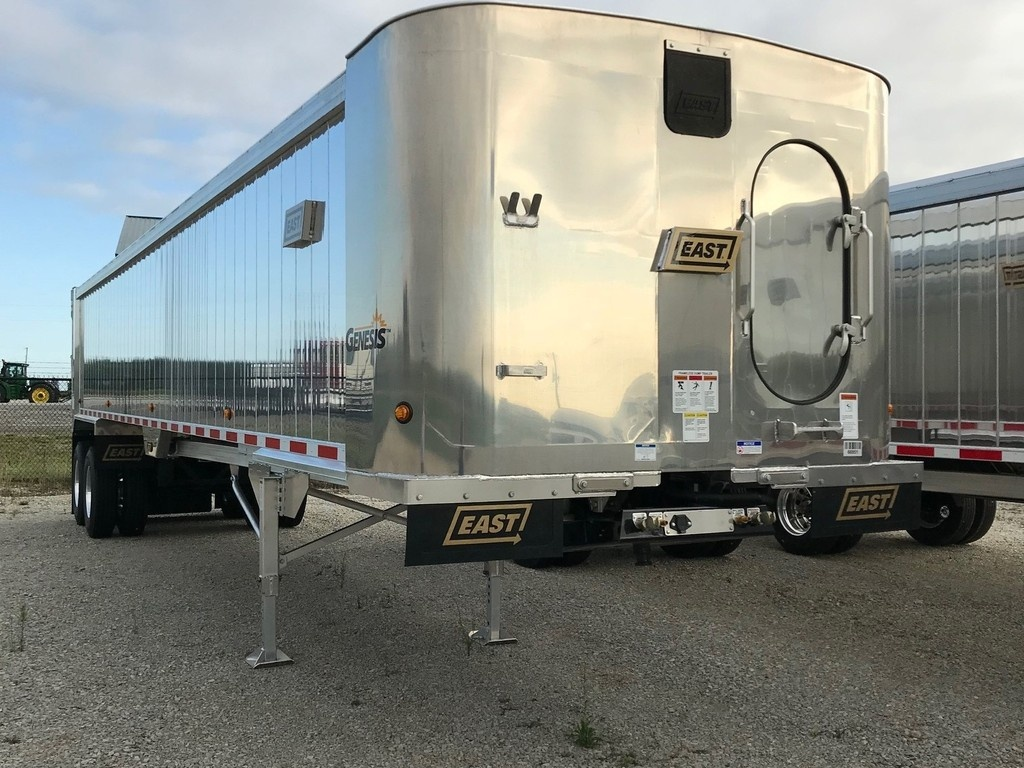 NEW 2020 EAST 39' FRAMELESS END DUMP TRAILER #291127