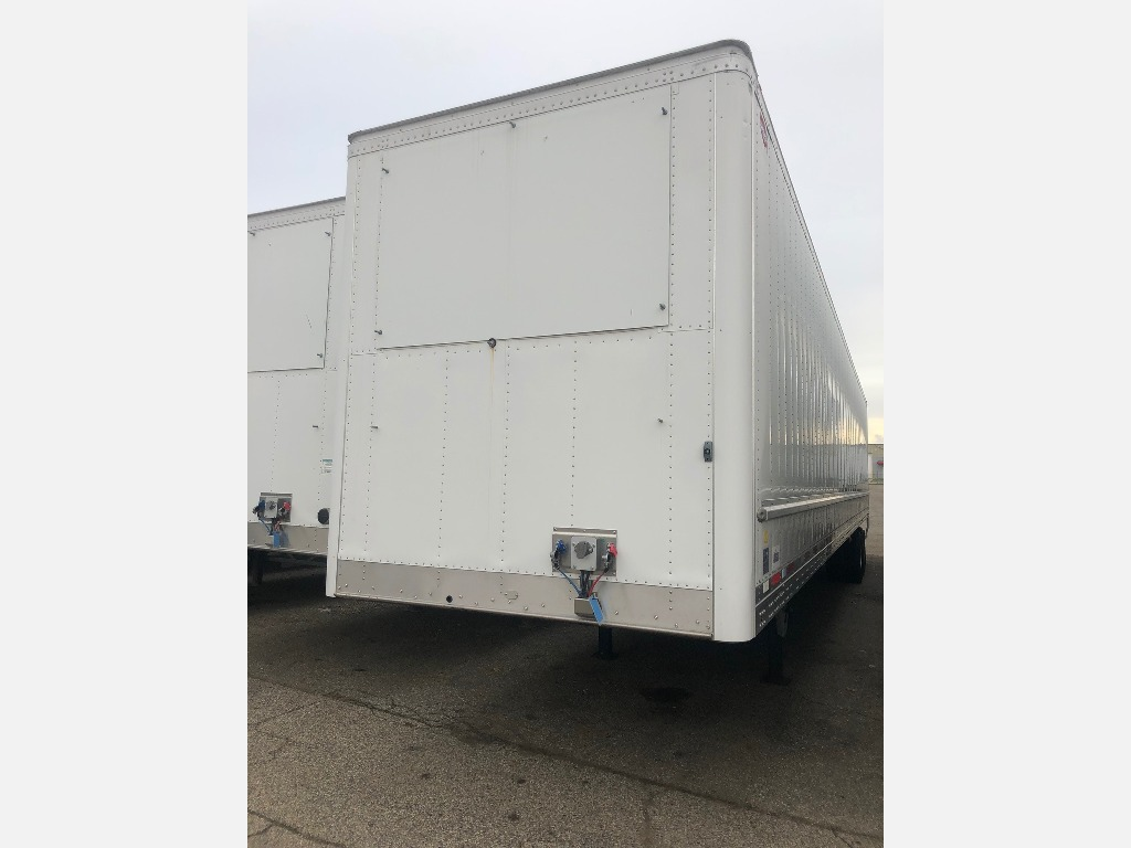 NEW 2020 WABASH REEFER REEFER TRAILER #291327