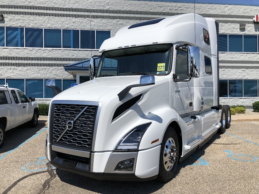 NEW 2020 VOLVO VNL64T860 SLEEPER TRUCK #291364