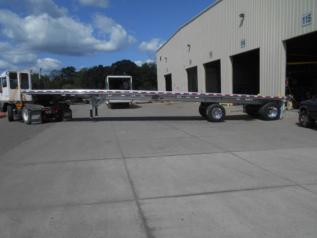 NEW 2020 EAST 48' CONESTOGA SPEC FLATBED TRAILER #291772
