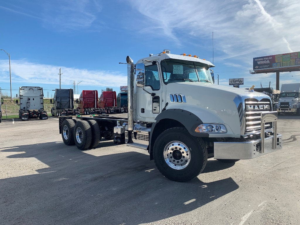 NEW 2020 MACK GR64B CAB CHASSIS TRUCK #291985