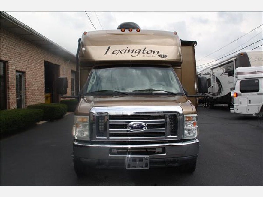 USED 2008 FOREST RIVER LEXINGTON 300SS CLASS C RV #1103