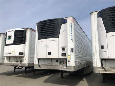 USED 2013 HYUNDAI REEFER (HIGH CUBE) REEFER TRAILER #7952-8