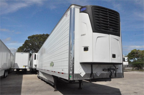 USED 2013 WABASH ARCTICLITE REEFER TRAILER #8251