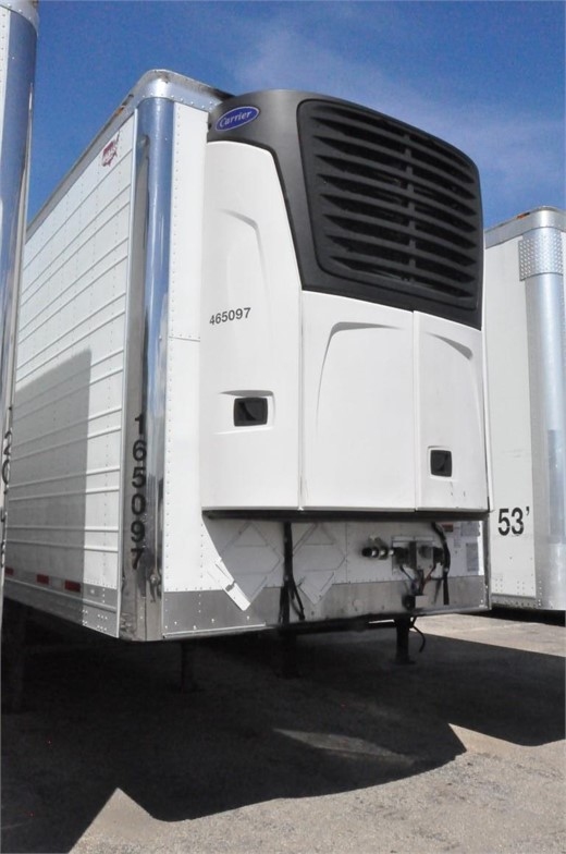 USED 2016 WABASH ARCTICLITE REEFER TRAILER #8253