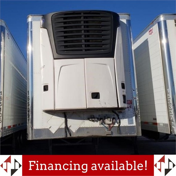USED 2016 WABASH ARCTICLITE - VIRGIN TIRE REEFER TRAILER #8322