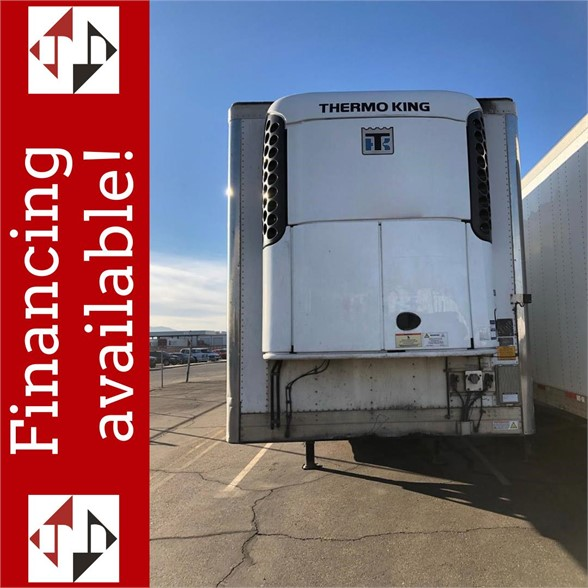 USED 2013 UTILITY 3000R REEFER TRAILER #8893