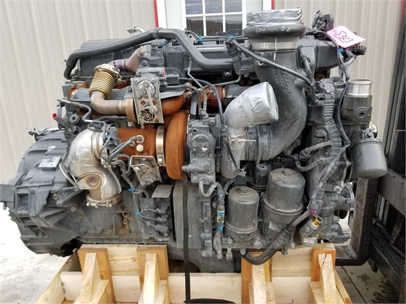 USED 2016 PACCAR MX-13 COMPLETE ENGINE TRUCK ENGINE #1015