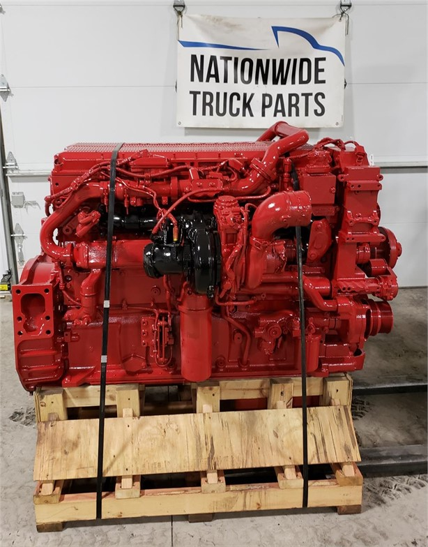 USED 2012 VOLVO D13 COMPLETE ENGINE TRUCK PARTS #1016