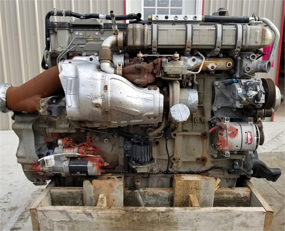 USED 2014 DETROIT DD16 COMPLETE ENGINE TRUCK PARTS #1018