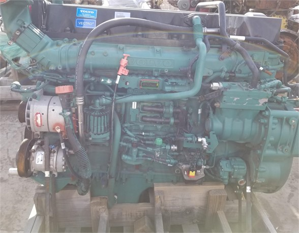USED 2014 VOLVO D13 COMPLETE ENGINE TRUCK PARTS #1052
