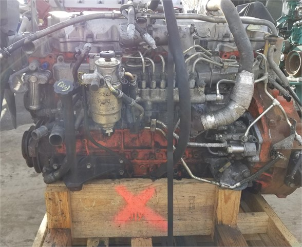 USED 2005 ISUZU 6HK1 COMPLETE ENGINE TRUCK PARTS #1054