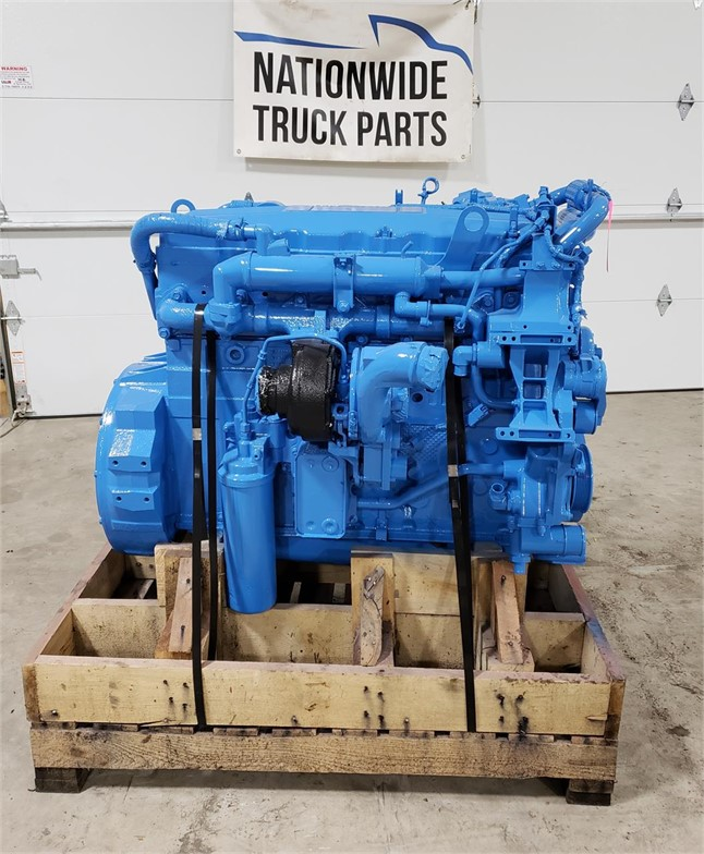 NEW 2014 CUMMINS ISX15 COMPLETE ENGINE TRUCK PARTS #1057