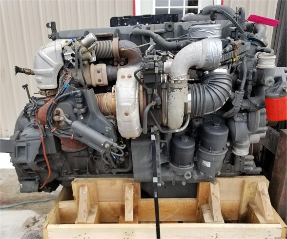 USED 2011 PACCAR MX-13 COMPLETE ENGINE TRUCK ENGINE #1063