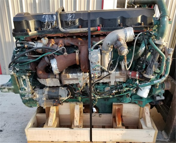 USED 2012 VOLVO D13 COMPLETE ENGINE TRUCK PARTS #1069