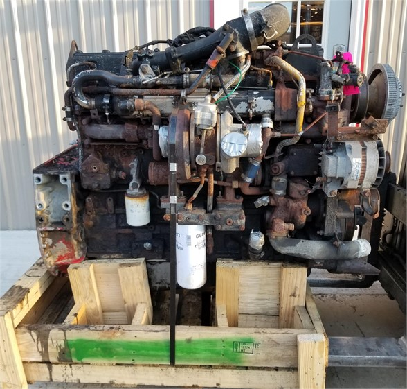 USED 2005 CUMMINS ISM COMPLETE ENGINE TRUCK PARTS #1070