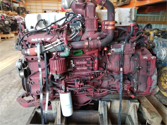 USED 2007 MACK MP7-345C COMPLETE ENGINE TRUCK PARTS #1072