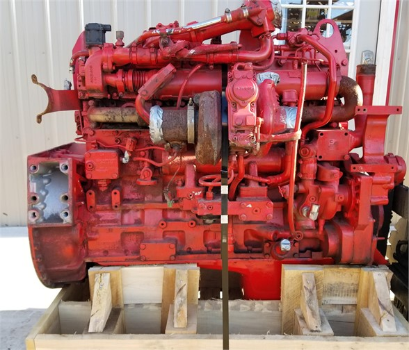 USED 2009 CUMMINS ISM COMPLETE ENGINE TRUCK PARTS #1080