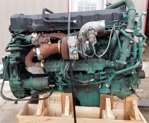 USED 2011 VOLVO D13 COMPLETE ENGINE TRUCK PARTS #1103