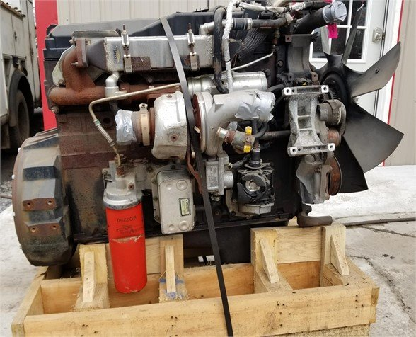 USED 2007 INTERNATIONAL MAXXFORCE DT COMPLETE ENGINE TRUCK PARTS #1109